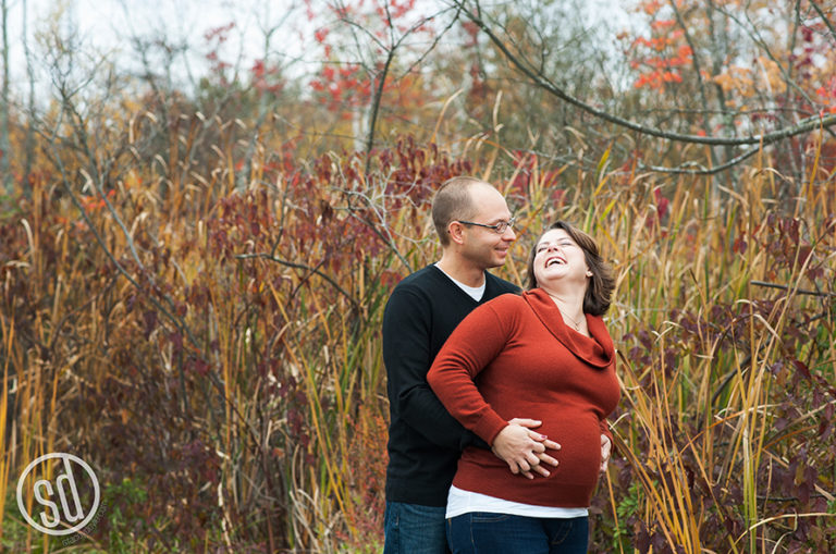 Maternity Session :: Lincoln Woods Rhode Island