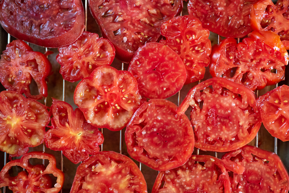 Food at Home: Tomato Galette